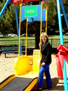 Julee M Conway, MBA, CPRP - Director of Parks, Recreation & Community Services